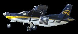 Skydive Vancouver's Kodiak Skydive Plane