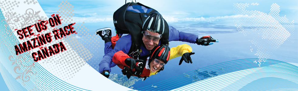 Skydive Vancouver - BC's Most Experienced Skydive Team